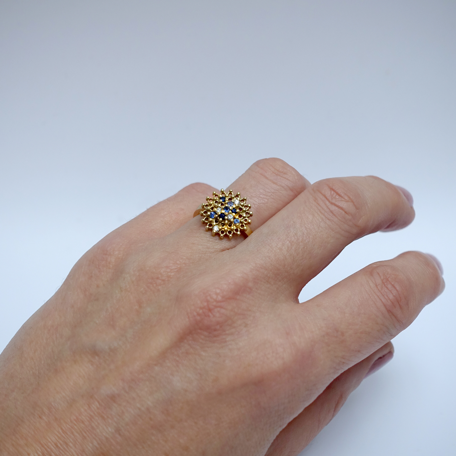 Medium Cocktail Ring