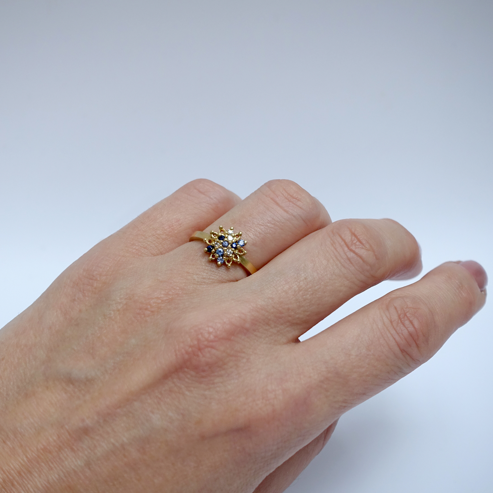 Small Cocktail Ring
