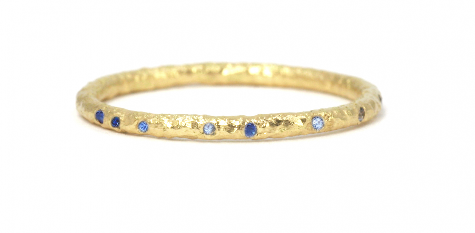 Scattered Eternity Ring