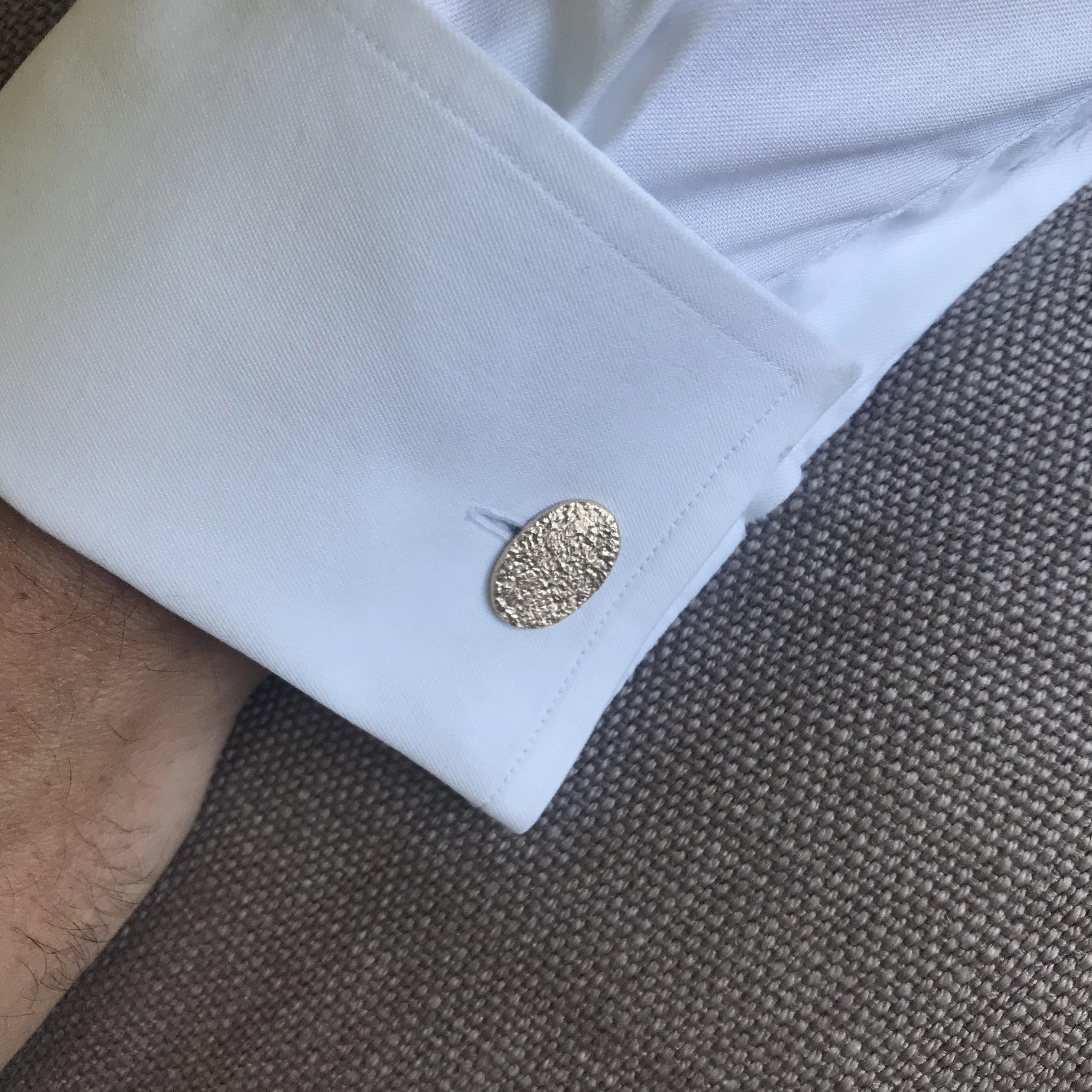 Textured Cufflinks