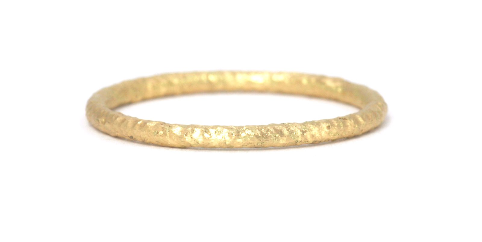 Textured Eternity Band