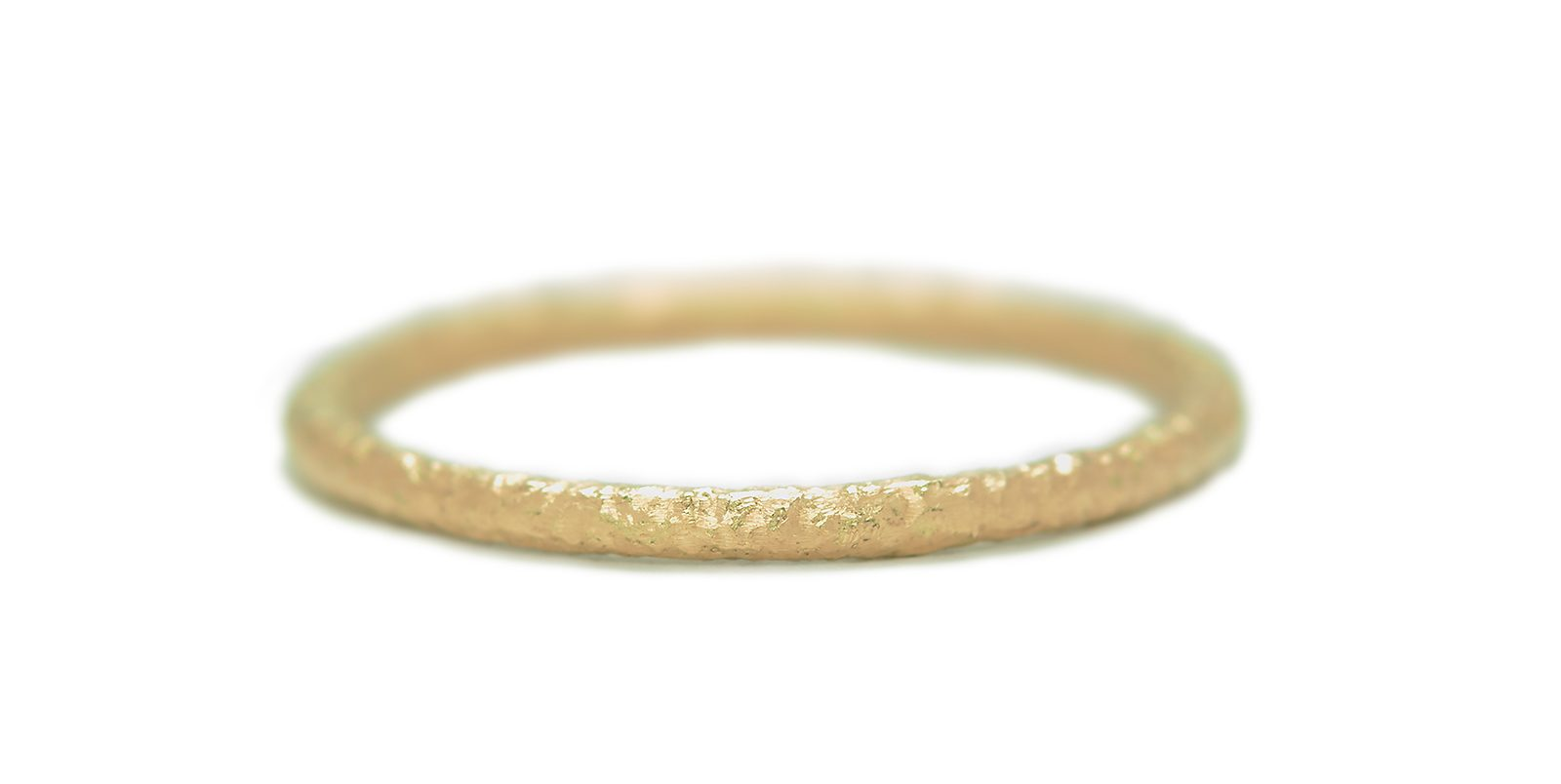 Textured Ring, Slim 1.5mm