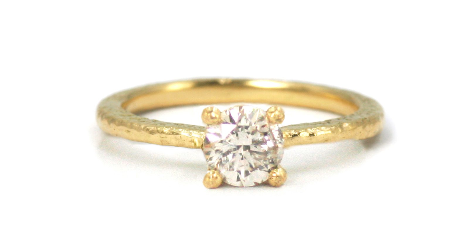 Solitaire Ring, 5mm