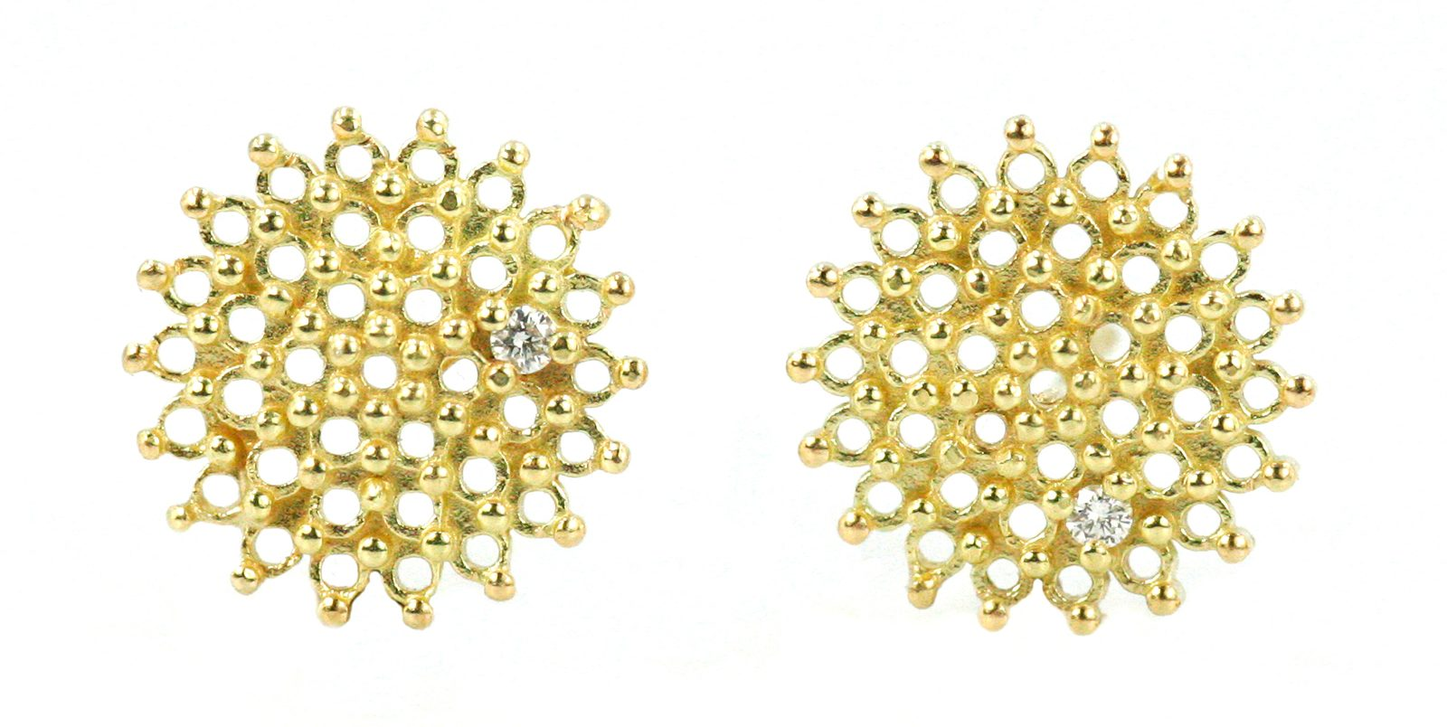 Vivienne Diamond Stud Earrings
