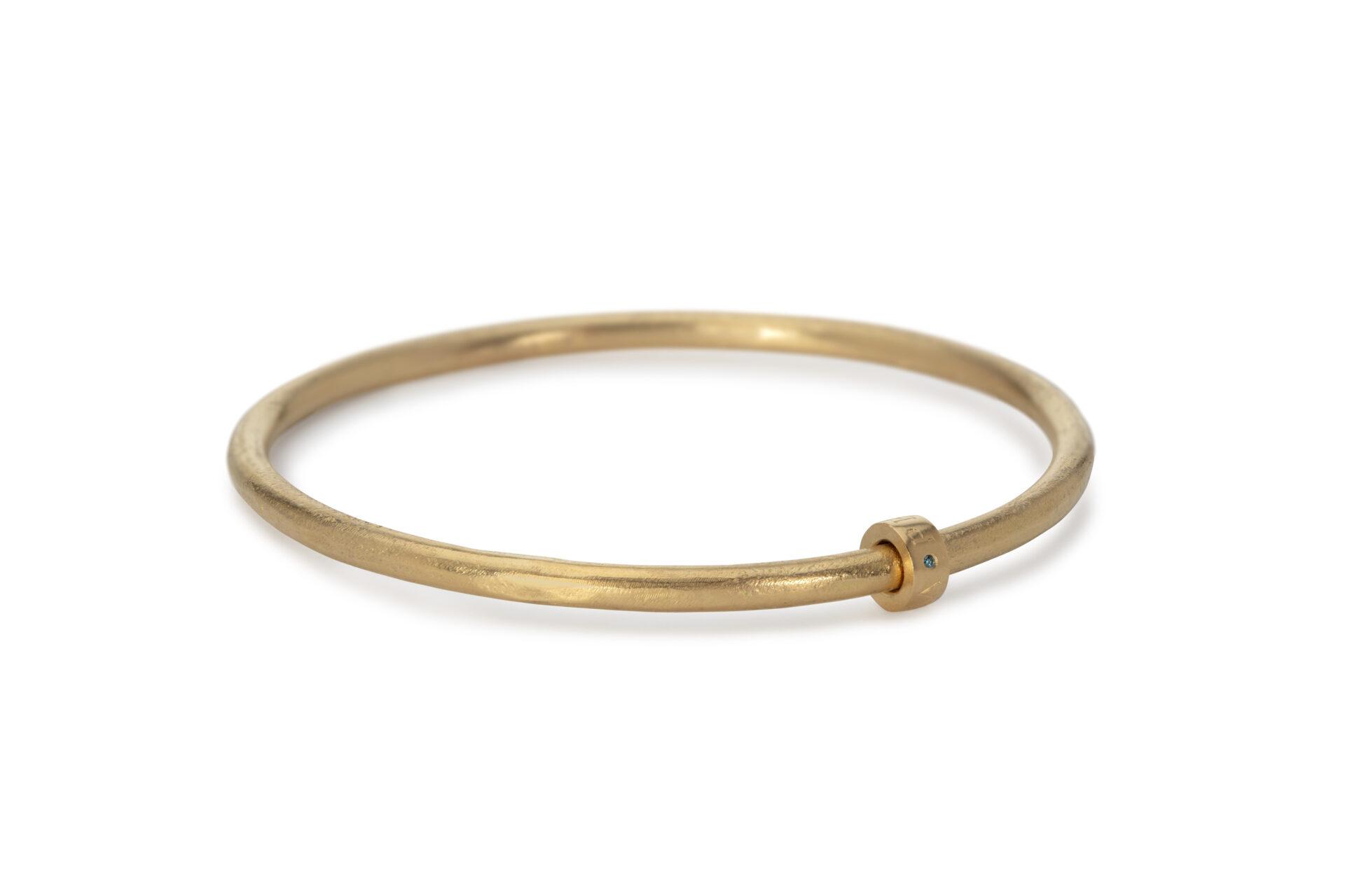 Susans Gold Bangle