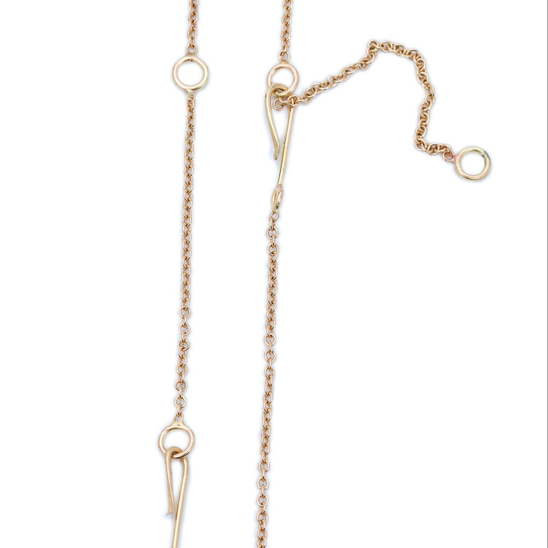 Sapphire and Diamond Star Pendant