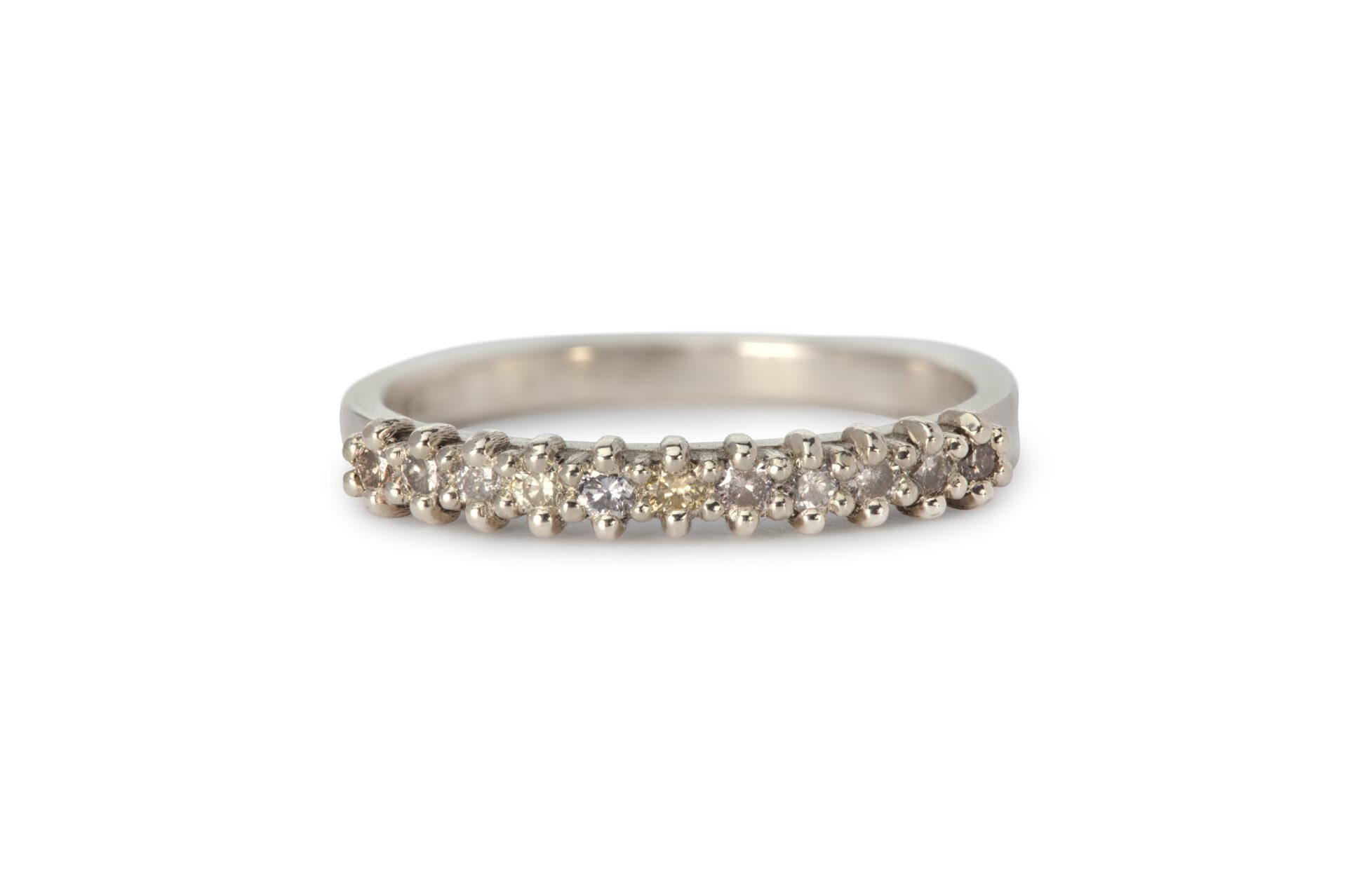 Jo's Mums Eternity Ring