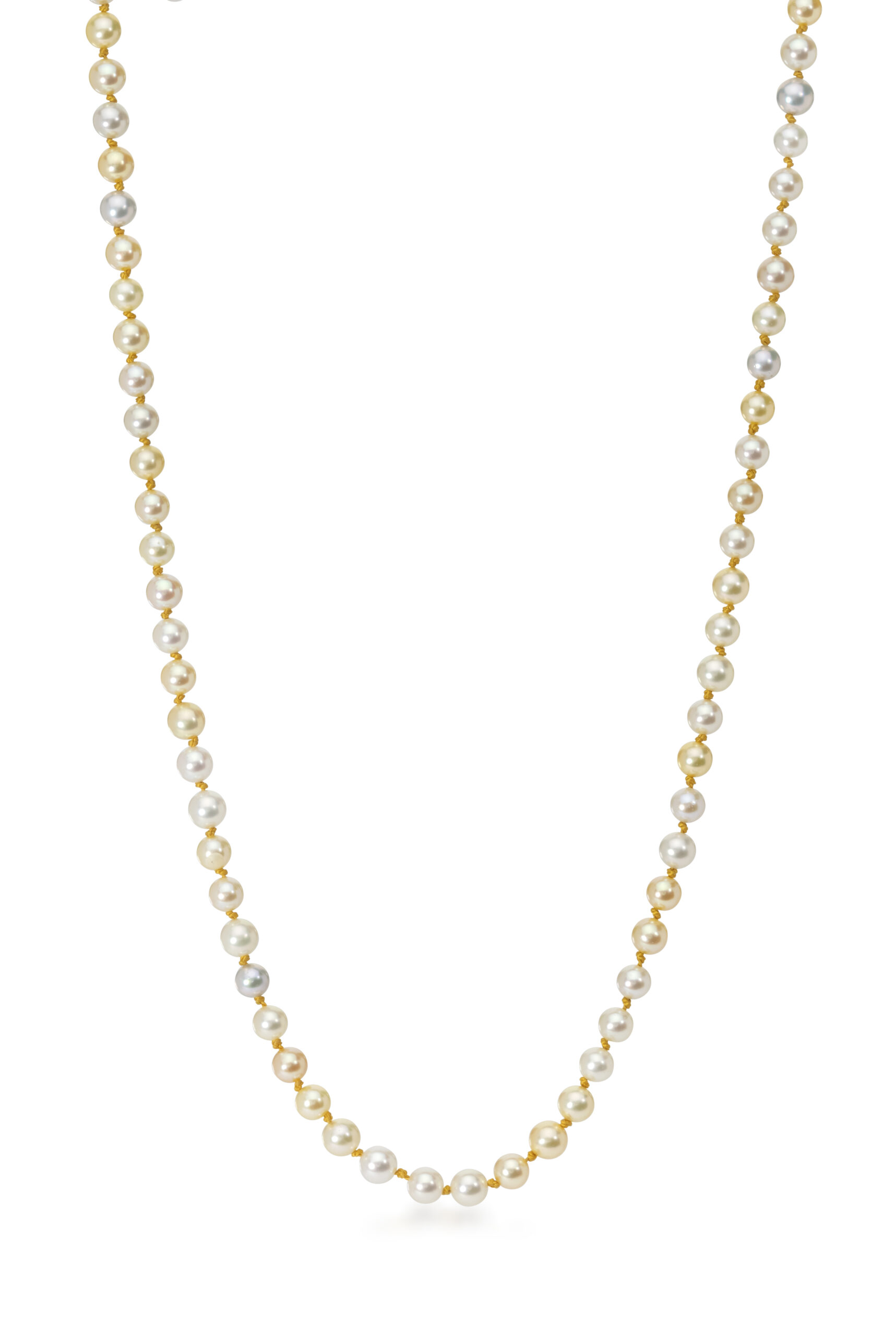 Dreamer Pearl necklace
