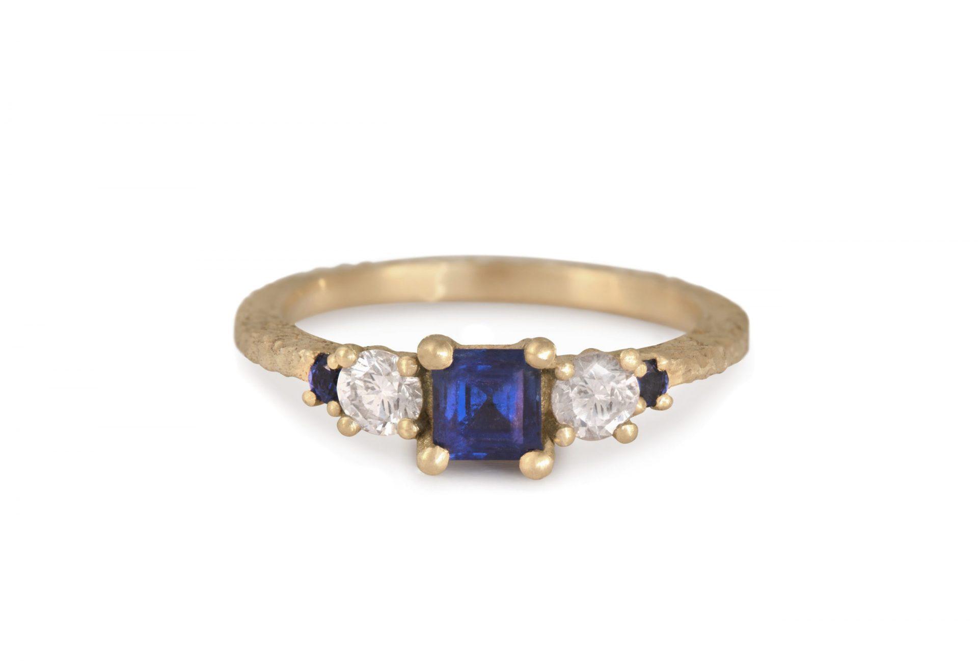 Mum's Five Stone Ring